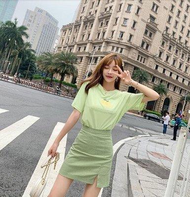 套裝 夏季短裙夏裝套裝女2020新款洋...