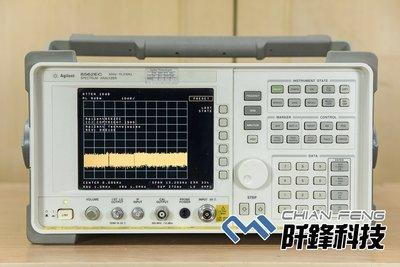 【阡鋒科技 專業二手儀器】安捷倫 Agilent 8562EC 30Hz-13.2GHz 頻譜分析儀