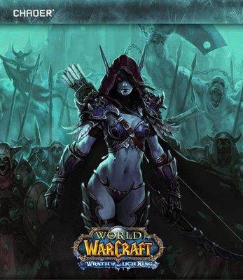 希爾瓦娜斯 亡靈女王 Sylvanas Windrunner魔獸世界