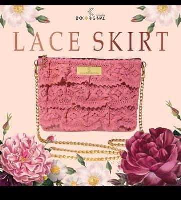 泰國曼谷包  BKK ORIGINAL 包-蕾絲裙包,夏天款-最後數量大特價