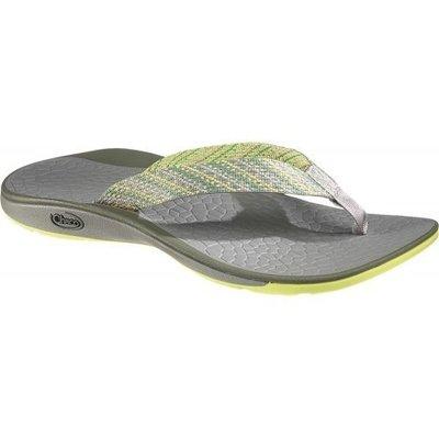 【速捷戶外】【Chaco】 美國專業戶外運動休閒拖鞋 沙灘鞋 休閒鞋 女 Fathom CH-ETW24 (斜紋綠)
