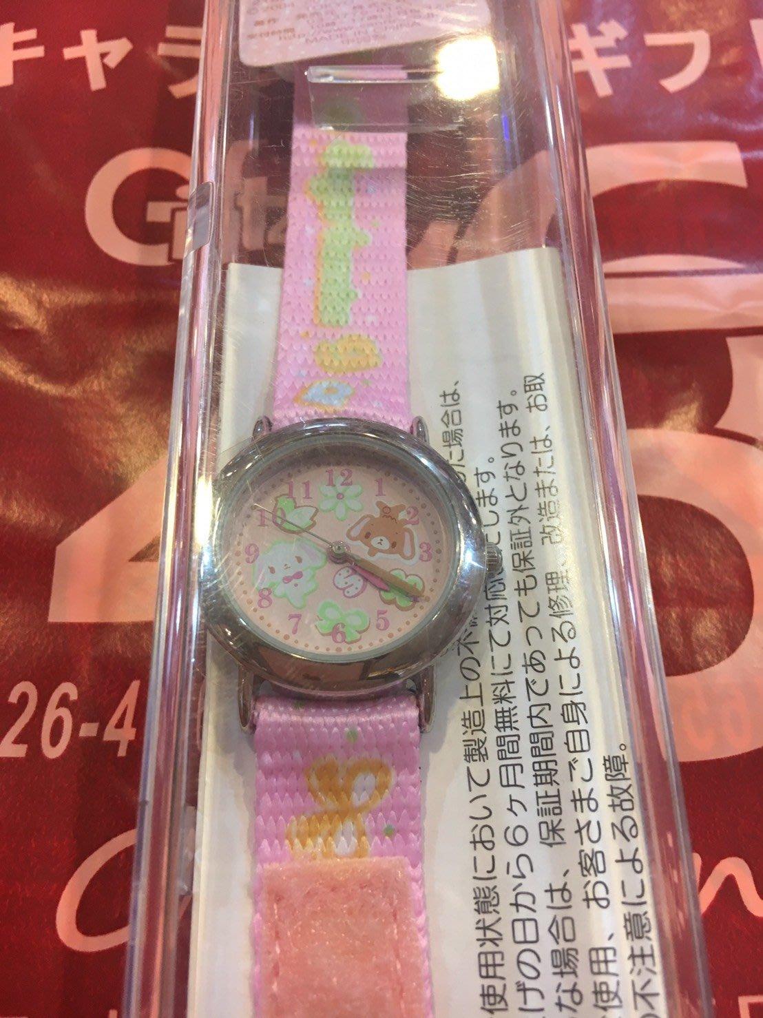 GIFT41 4165本通 三重店 粉色 手錶 花朵 4901610169674