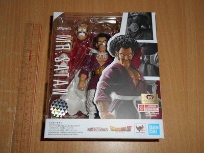 全新Bandai SH Figuarts(SHF) DragonBall Mr Mister Satan Figure (JP) 2019 龍珠 撒旦先生 日版