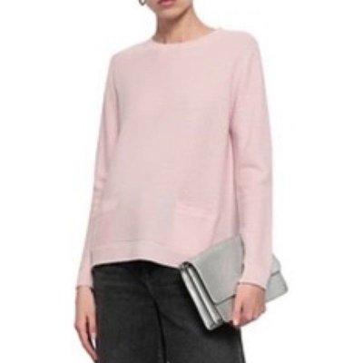 全新真品 Chinti & Parker 粉紅色羊毛 毛衣  上衣