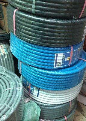 {水電材料行}[電子零件]1/2 3/4 CD管 四分 六分 PVC 盒接 合接 雙接 轉接 平頂接頭 彎頭 防水軟管