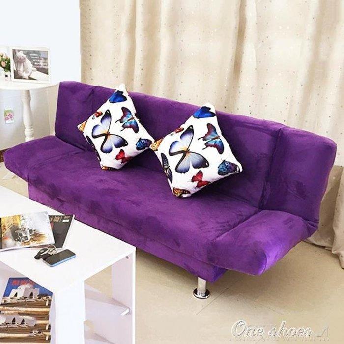 沙發 小戶型可折疊沙發租房午休簡易雙人三人客廳沙發床多功能布藝沙發   YXS