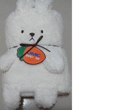 聯電紀念品     寶貝兔毛毯         全新品