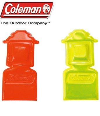 【大山野營】送手電筒 Coleman CM-3165 磁性掛勾 燈勾 磁力掛勾 磁鐵勾(2個/組)