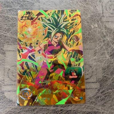 七龍珠英雄 第二彈 宣傳卡片 UMT2-CP8 開芙拉
