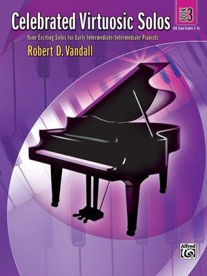 【599免運費】Celebrated Virtuosic Solos, Book 3  Alfred 00-27812