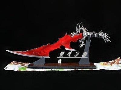 龍泉寶劍 神龍寶劍 彩色爛花版 影視劍中國鎮宅劍 Cosplay道具 未開刃