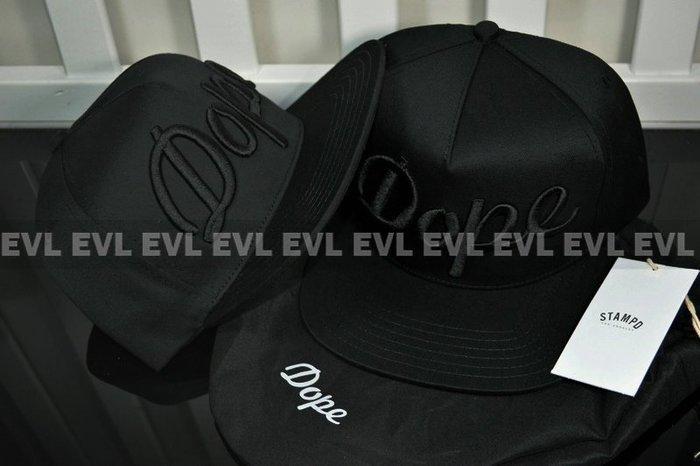 全新商品 STAMPD LA DOPE COUTURE 刺繡黑字 BIGBANG GD 太陽 權志龍
