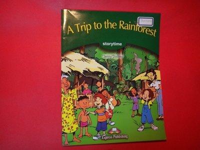 【愛悅二手書坊 12-38】A Trip to the Rainforest Pupil's Book
