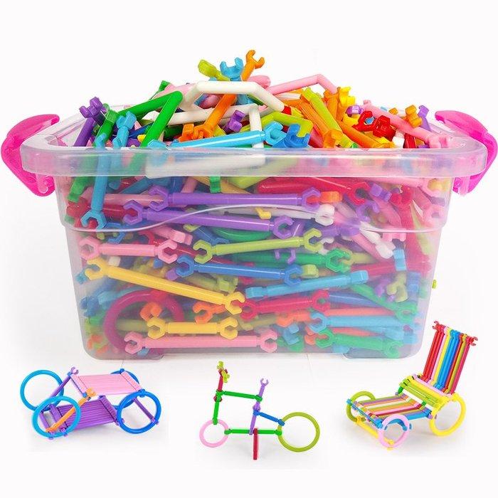 拼裝積木玩具棒聰明小寶寶女男孩1-2-4-3-6周歲7歲10兒童益智玩具