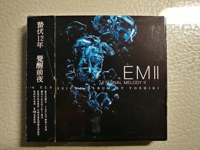 Yoshiki EM2 Eternal Melody 2 2CD X Japan團長