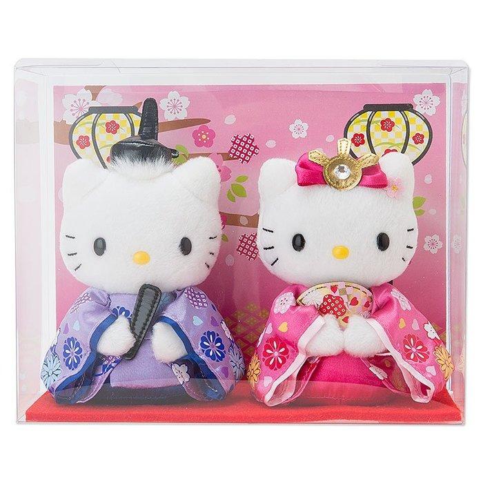 東京家族 日本進口和服公仔 丹尼爾 Kitty