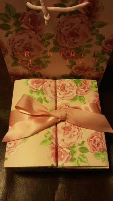 瑰珀翠~薔薇玫瑰大方盒 空 緞帶 襯紙 同花色禮袋 ~ 專櫃正品~婚禮 節禮 生日禮~代客包裝~瑰柏翠~S