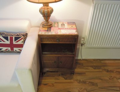 {ForeverYoung} 英式老傢俱 櫃子 邊桌 實木 美式鄉村 英式古董、歐式老物、舊貨