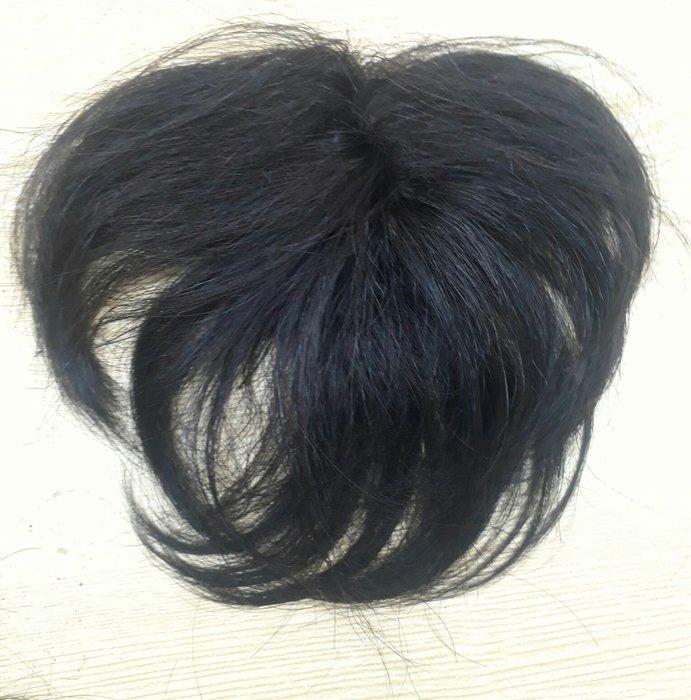 髮旋補髮片