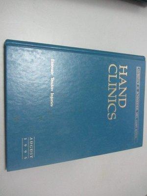 欣欣小棧    骨科原文雜誌*Hand Clinics 1995  august(A2-3櫃)