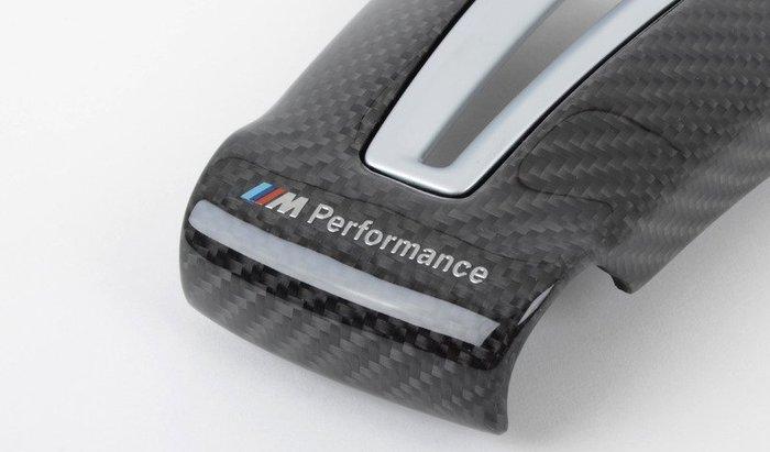 【樂駒】BMW M Performance 方向盤 飾蓋 碳纖維 Carbon steering wheel Cover