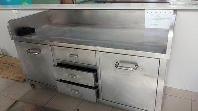 不鏽鋼料理工作平台