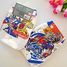 愛兒小舖~正版授權~台灣製【M772】變形金剛童精梳純棉內褲~豐原可面交