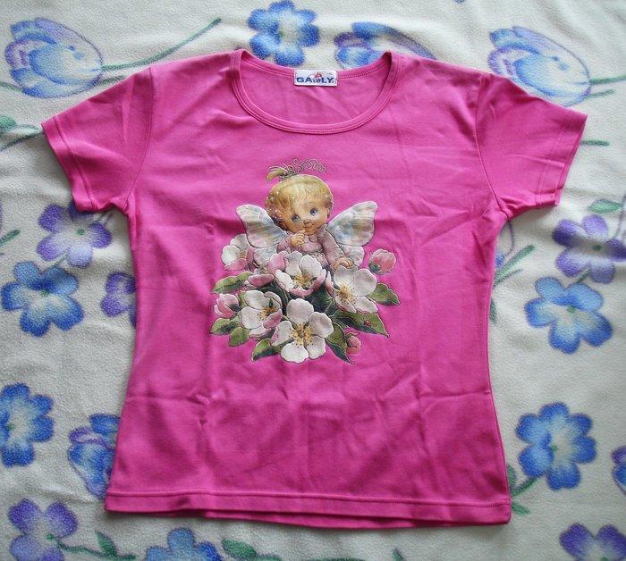 T恤-可愛小天使-加路立Galuly 短T恤--DSC03426