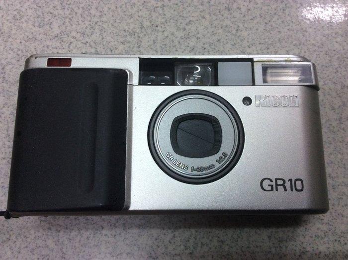 [保固一年] 明豐相機 ] Ricoh GR10 底片相機 便宜賣