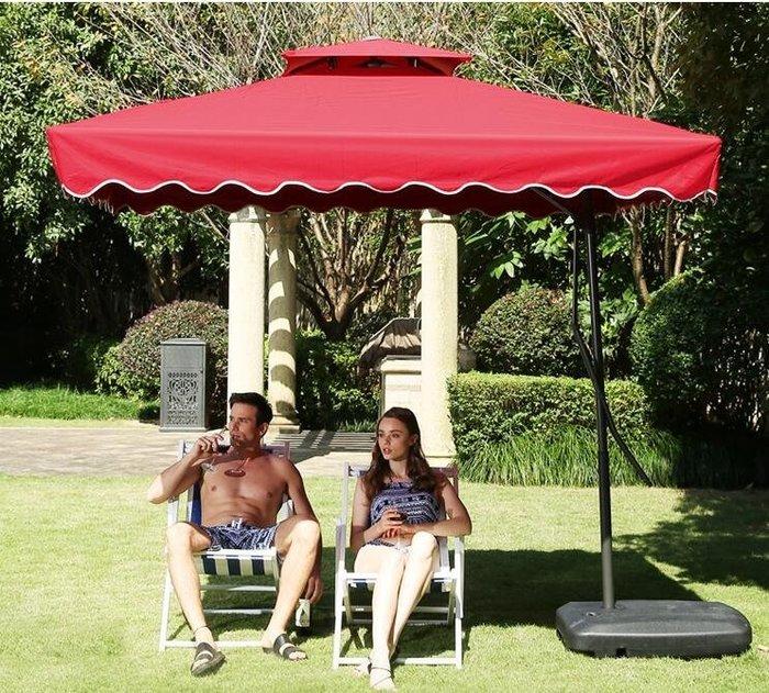 戶外遮陽傘戶外傘大型沙灘太陽傘