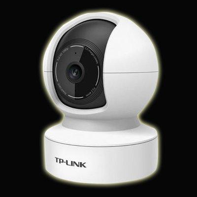 5Cgo【智能】TP-LINK智能無線攝像頭高清監控器家用夜視可手機遠端wifi網路tplink 16GB/720P