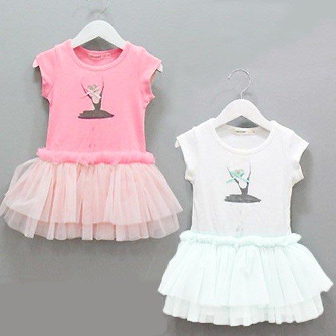 韓版《旋轉芭蕾款》長上衣 背心裙 洋裝 (L2-3)