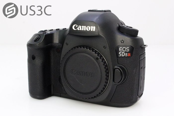【US3C】Canon EOS 5DS R 全片幅 高階 旗艦單眼相機 5060萬畫素 快門數16326次 61點AF