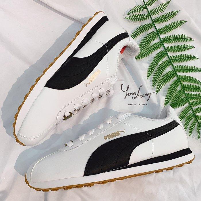 【Luxury】現貨 Puma BTS 防彈少年團 限量聯名款 阿甘鞋 焦糖底 復古慢跑鞋 附明信片 現貨