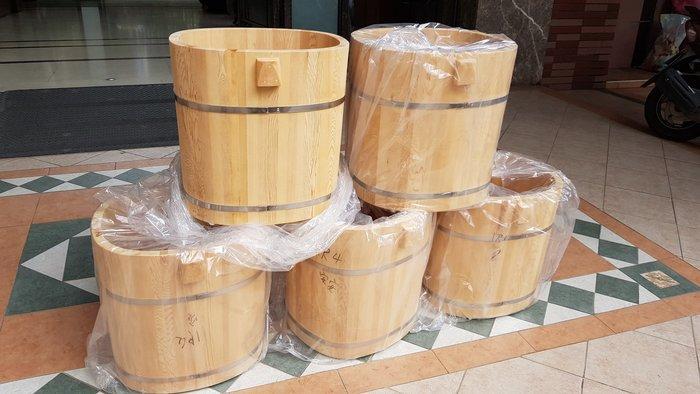 安安台灣檜木-sas台灣檜木泡腳桶fs-45cm