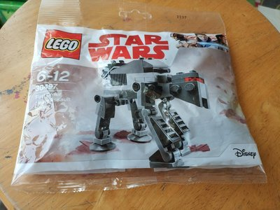 lego 30497 starwars first order heavy assault Disney 全新未拆
