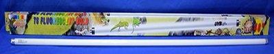 (第 2 件半價)(21-132)ZOOLIFE省電型T 5 UVB10.2 28W 4呎燈管116.2cm