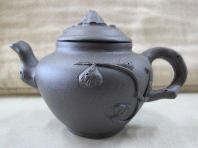 二手舖 NO.3167 紫砂壺 精選名壺 茶壺 土胎好 手工細膩 值得收藏