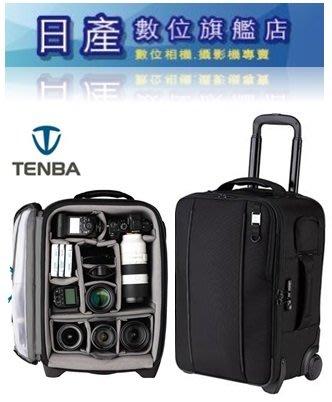 【日產旗艦】 天霸 Tenba Roadie Roller 21 638-712 路影 拉桿箱 旅行箱 滾輪攝影包