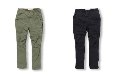 19AW NONNATIVE EDUCATOR 6P TROUSERS RELAXED FIT COTTON RIPSTOP 全新正品含運 現貨 可刷卡 可分期