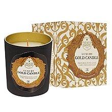 義大利那是堤黃金能量香氛蠟燭-限量版160G