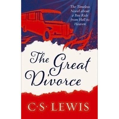 夢幻巴士 THE GREAT DIVORCE 英文原版 克萊夫斯特普爾斯劉易斯 C.S.Lewis HarperColl