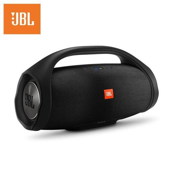 【台北視聽影音組合音響】美國 JBL Boombox 可攜式戶外藍牙喇叭 公司貨保固