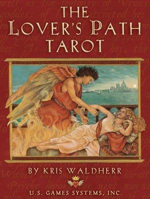 【預馨緣塔羅鋪】全新現貨正版戀人之路塔羅Lover Path Tarot(全新78張)(附中文說明)