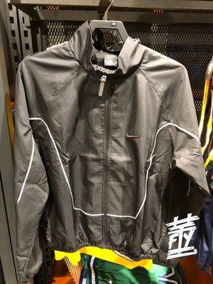 [飛董]Nike Throwback basketball jacket 籃球 立領外套 男裝 CV1932-011 黑