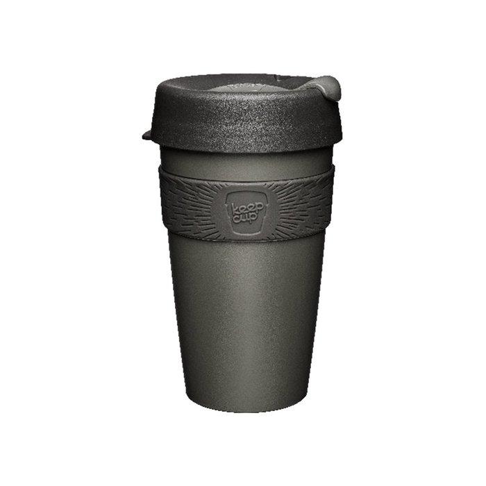 ☘小宅私物 ☘ 澳洲 KeepCup 隨身咖啡杯 L (鎧甲銀) 環保杯 隨行杯 現貨 附發票