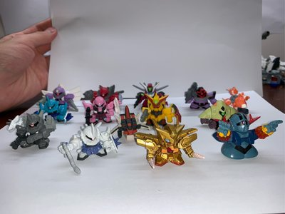 Gundam BB model
