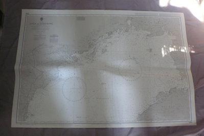 藍色小館46-1-航海圖-GULF OF TONGKING