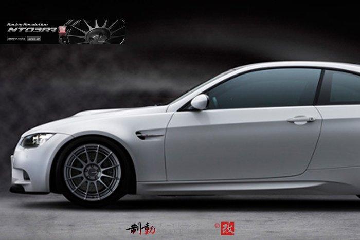 ENKEI Revolution NT03RR 18吋鋁圈 AUDI TOYOTA BMW / 歡迎詢問 / 制動改