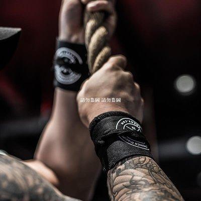 Anne運動服克里斯街頭健身護腕男女子CrossFit有氧訓練體操體能纏繞式護腕帶